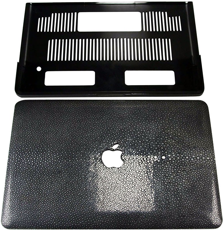 hot sale online a51dd 7902e Stingray leather Mac Book Pro 15