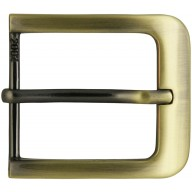 Belt buckle B2002-35 Brass