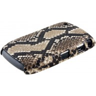 Genuine python leather BlackBerry case BLACKBERRY-PT01 Natural