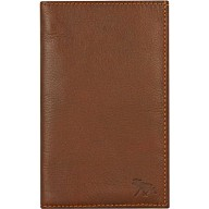 Genuine moose leather wallet MOOSEW208 Brown