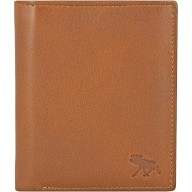 Genuine moose leather wallet MOOSEW252 Tan