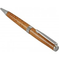 Genuine toad leather covered pen TOADPEN30-P Tan