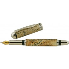 Alligator bone fountain pen ALPEN02-P