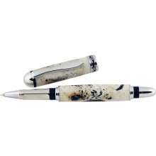 Alligator bone rollerball pen ALPEN21-P