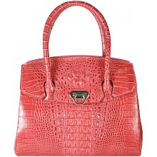 Genuine crocodile leather bag BMT185 Pink