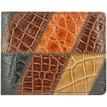 Genuine crocodile leather wallet CRSW20 MC2