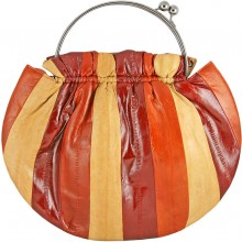 Genuine eel leather bag EEL-CS21 MC