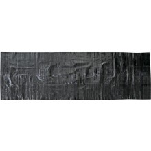 Genuine eel leather panel EELSK01 Black