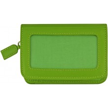 Genuine cow leather wallet FA209FVC Green
