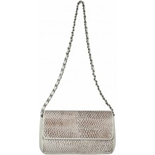 Genuine fish leather bag FISH2549 White