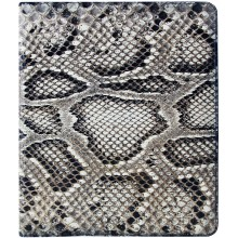 Genuine python leather iPad 2 case IPAD2-PT39 Natural