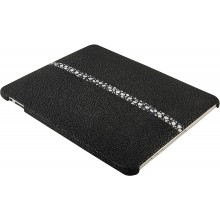 Genuine stingray leather iPad case IPAD-CP10PRS Black