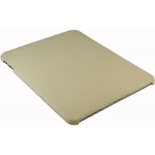 Genuine stingray leather iPad case IPAD-CP10SA Beige