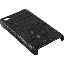 Genuine alligator iPhone 4 / 4S case IPHONE4-AL25HB Black