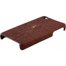 Genuine stingray iPhone 4 / 4S case IPHONE4-CP01 Burgundy