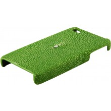 Genuine stingray iPhone 4 / 4S case IPHONE4-CP01 Jade Green
