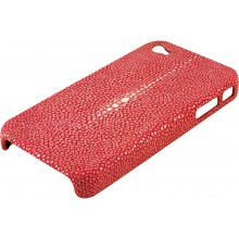Genuine stingray iPhone 4 / 4S case IPHONE4-CP01SA Fire Red