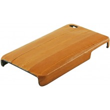 Genuine eel leather iPhone 4 / 4S case IPHONE4-EEL01 Beige