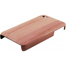 Genuine eel leather iPhone 4 / 4S case IPHONE4-EEL01 Pink