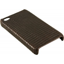 Genuine lizard leather iPhone 4 / 4S case IPHONE4-LIZ01 Brown