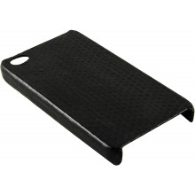 Genuine snake leather iPhone 4 / 4S case IPHONE4-SN01 Black