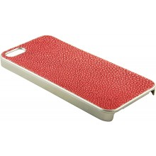 Genuine stingray leather iPhone 5 / 5s case IPHONE5-CP07SA Pink