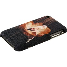 Genuine stingray leather iPhone case IPHONE-CP01S IPS155