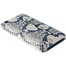 Genuine python snake leather iPhone case IPHONE-PT01 Natural
