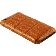 Genuine crocodile leather iPhone case IPHONE-SC20B Safari