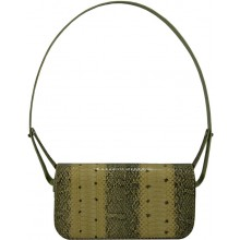 Genuine snake leather bag ISSNBAG01 Yellow