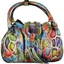 Genuine python snake leather bag JSNB902PT MC