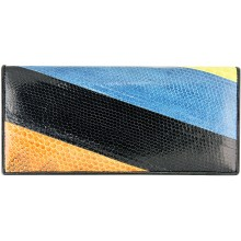 Genuine snake leather wallet JSNW01L MC2