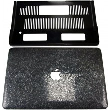 "Stingray leather Mac Book Pro 15"" case MACBOOK01-15PRO-SA Black"