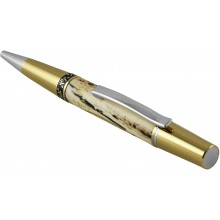 Alligator jaw bone pen NOBELMENPEN02-GT