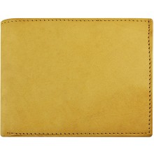 Genuine cow leather wallet P16 Beige