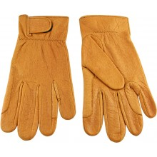 Genuine peccary leather gloves PECGL01 Tan