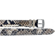 Genuine python snake leather watch band PYWB01 Natural