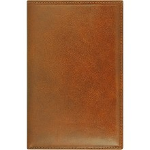 Genuine cow leather wallet R6688RM Brown