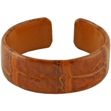 Genuine crocodile leather bracelet SCR-BR20 Safari
