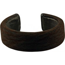 Genuine shark leather bracelet SH-BR20 Brown