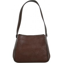 Genuine shark leather bag SHARK2173 Brown
