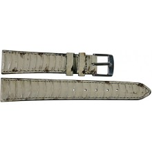 Genuine masked water snake leather watch band SNWB002