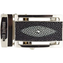 Stingray covered automatic buckle STBUCKLE RP 1-5 Black