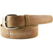 Genuine stingray leather belt STMBB1-5SA Dynamic