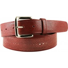 Genuine stingray leather belt STMBB1-5SA Toledo