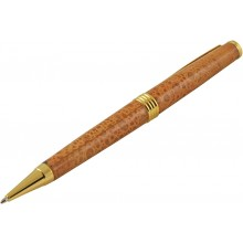 Genuine toad leather covered pen TOADPEN30-GT Tan