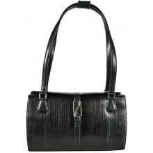 Genuine snake leather bag TSN34 Black