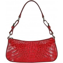 Genuine alligator leather bag YCM302 Red